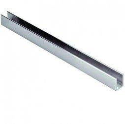 U Channel for Glass Panels & Doors / Polish - 6,8,10,12 mm