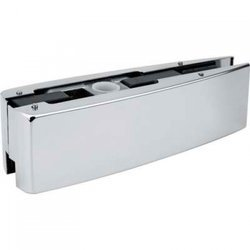 Frameless  Door Top Hinge / Polish