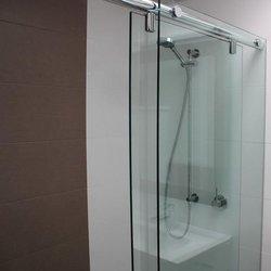 Glass Shower Sliding Door SF-180