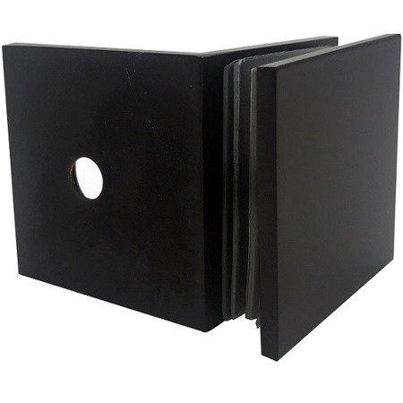 45x45 90° Black Connector