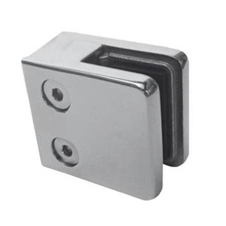 45x45 Balustrade Clamp /Satin, Polish