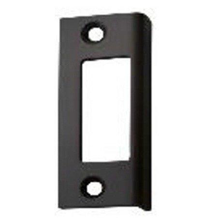Black Strike Plate for TGL type Locks