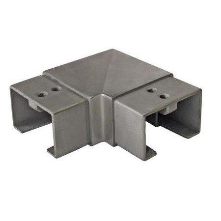 Corner Connector for 40x40 Glass Balustrade  Handrail PBK-01