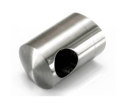 Curved Back Crossbar Holder,  Ø10/ Ø42,4mm