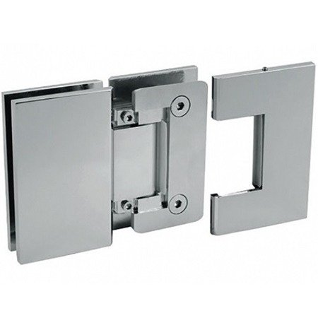 Glass Shower Hinge SH180-P  (hidden screws)