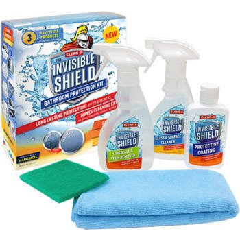 Invisible Shield Bathroom Surface Protectant Kit/ 100 ml