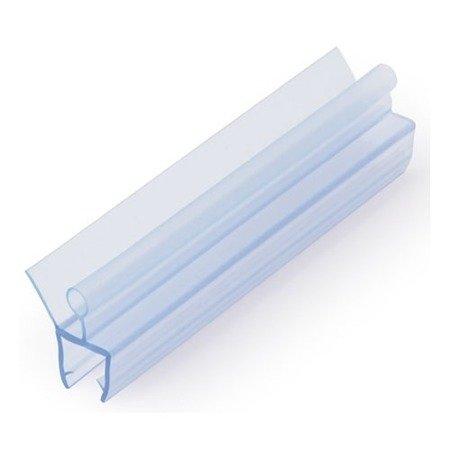 Shower Glass Door Seal  (Floor-to-Glass) - 6,8,10 mm