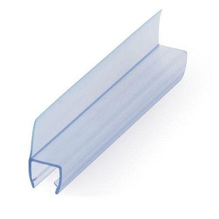 Shower Glass Door Seal  (Wall-to-Glass) - 6,8,10 mm